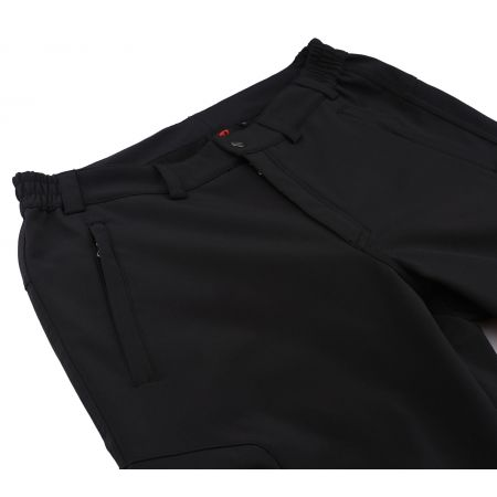 Pantaloni softshell de bărbați - Hannah MB-PANT - 4