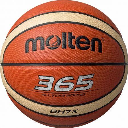 Basketbalový míč - Molten BGHX