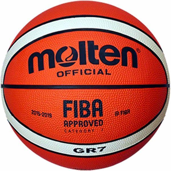 Molten BGR  7 - Piłka do koszykówki