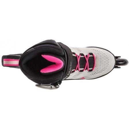 Dámské fitness brusle - Rollerblade MACROBLADE 80 W - 6