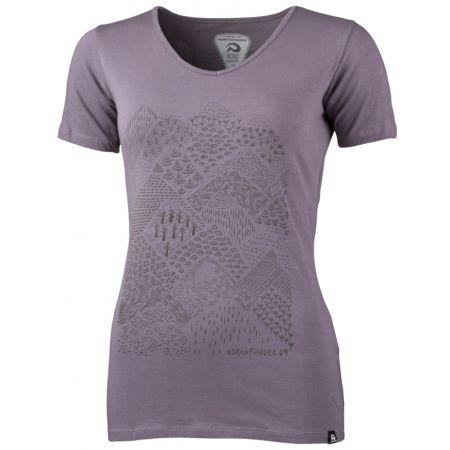 Dámské tričko - Northfinder PAMFILIA