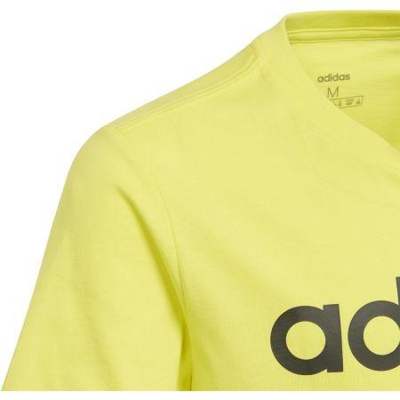 Boys' T-shirt - adidas ESSENTIALS LINEAR T-SHIRT - 3