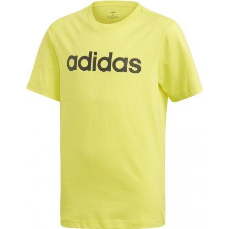 Boys' T-shirt - adidas ESSENTIALS LINEAR T-SHIRT - 1