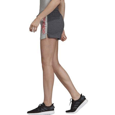 Dámske šortky - adidas W E LIN SHORT - 5