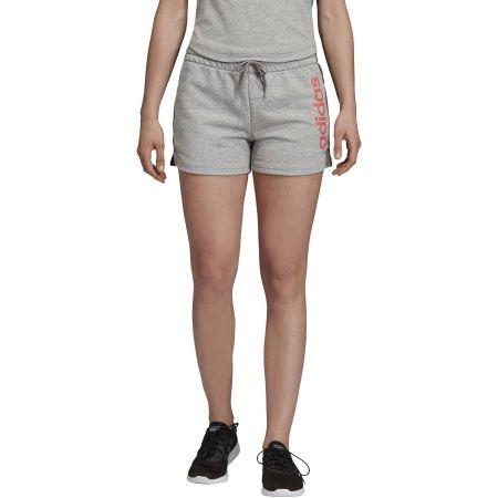 Dámske šortky - adidas W E LIN SHORT - 3