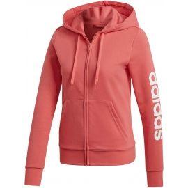 adidas W E LIN FZ HD - Women's hoodie