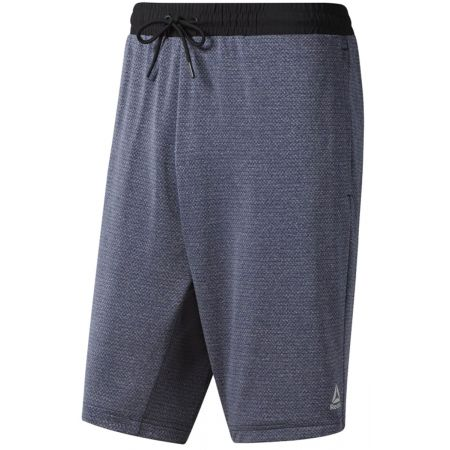 Reebok WORKOUT READY KNIT SHORT PERFORMANCE - Spodenki męskie