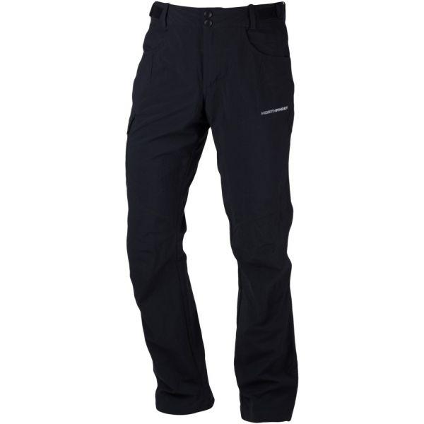Northfinder MAX czarny S - Spodnie męskie