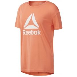 Reebok WORKOUT READY 2.0 BIG LOGO TEE - Дамска тениска