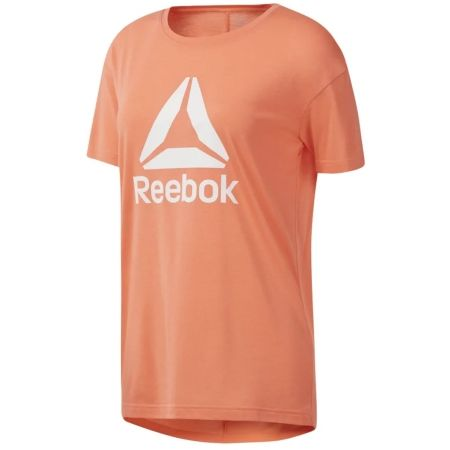 Reebok WORKOUT READY 2.0 BIG LOGO TEE