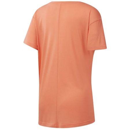 Dámske tričko - Reebok WORKOUT READY 2.0 BIG LOGO TEE - 2