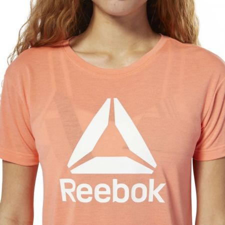 Dámské triko - Reebok WORKOUT READY 2.0 BIG LOGO TEE - 3