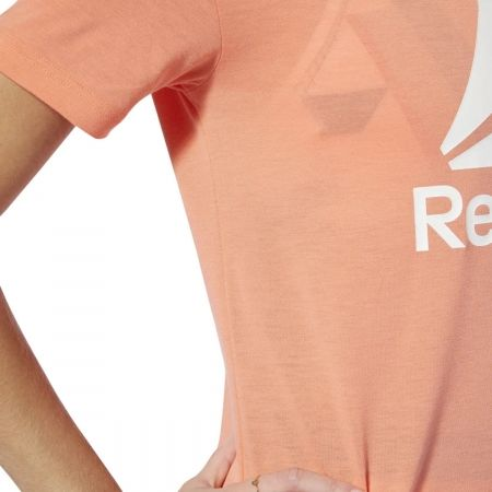 Dámske tričko - Reebok WORKOUT READY 2.0 BIG LOGO TEE - 4