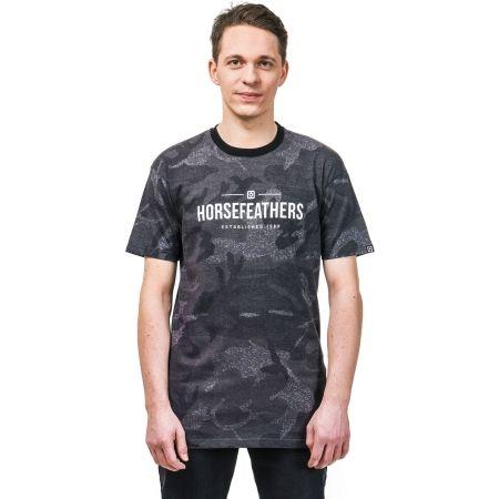 Horsefeathers MELWILL SS T-SHIRT - Tricou de bărbați
