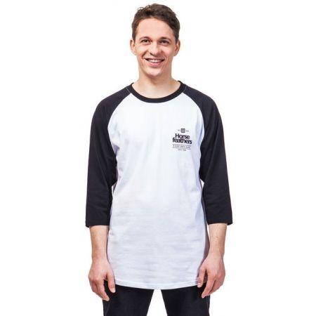 Horsefeathers CLAN LS T-SHIRT - Pánské tričko