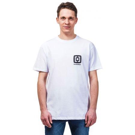 Pánské tričko - Horsefeathers MINI LOGO T-SHIRT - 1
