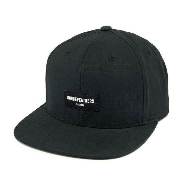Horsefeathers RYDER CAP - Snapback šiltovka