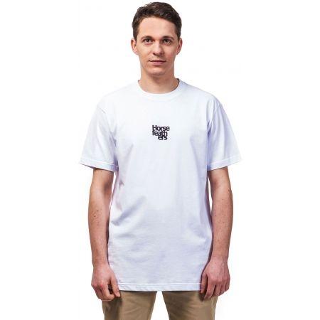 Pánské tričko - Horsefeathers EMBLEM SS T-SHIRT - 1