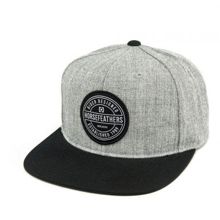 cf0b22ca9 Men's baseball cap - Horsefeathers FLEET CAP - 1