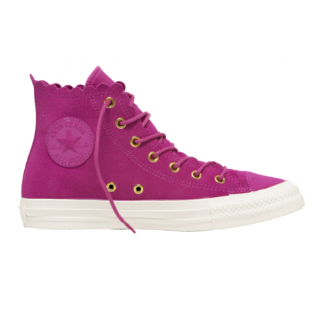 Converse CHUCK TAYLOR ALL STAR FRILLY THRILLS - Дамски високи кецове