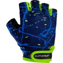 Klimatex ALED - Detské cyklistické rukavice