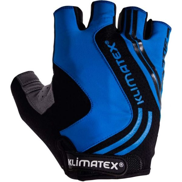 Klimatex RAMI modrá XL - Pánské cyklistické rukavice