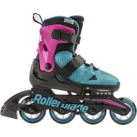 Dětské brusle - Rollerblade MICROBLADE G - 2