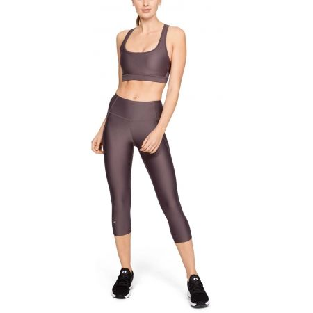 Damen Caprihose - Under Armour HG ARMOUR CAPRI BRANDED - 3