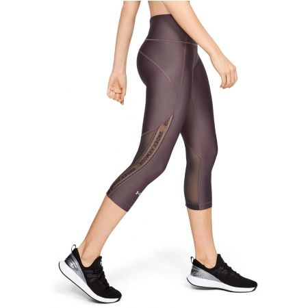 Damen Caprihose - Under Armour HG ARMOUR CAPRI BRANDED - 4