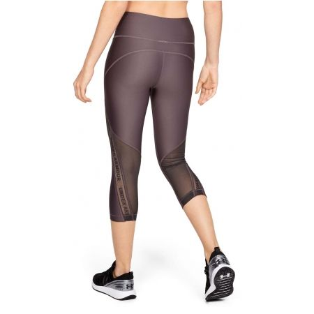 Damen Caprihose - Under Armour HG ARMOUR CAPRI BRANDED - 5