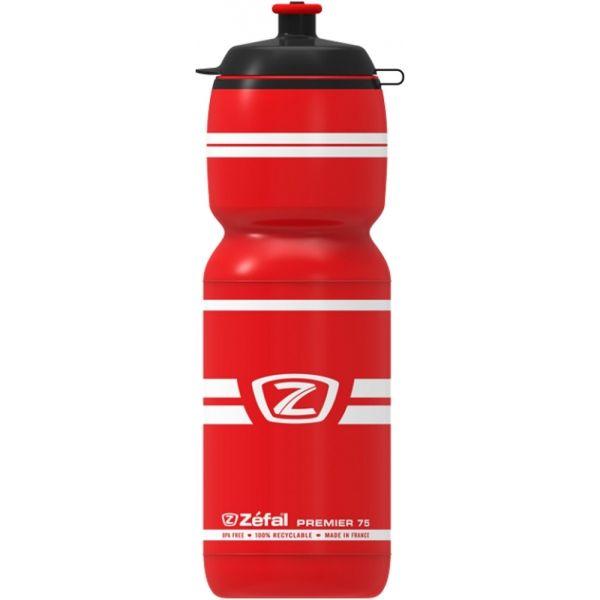 Zefal PREMIER 75 piros NS - Kerékpáros kulacs
