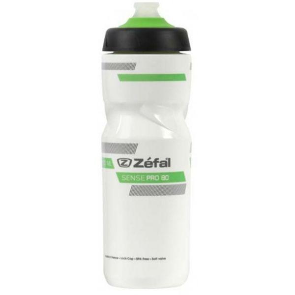 Zefal SENSE PRO 80 fehér NS - Kerékpáros kulacs