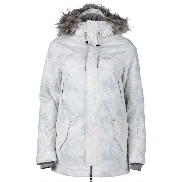 O'Neill PW HYBRID CLUSTER JK - Dámska lyžiarska/snowboardová bunda