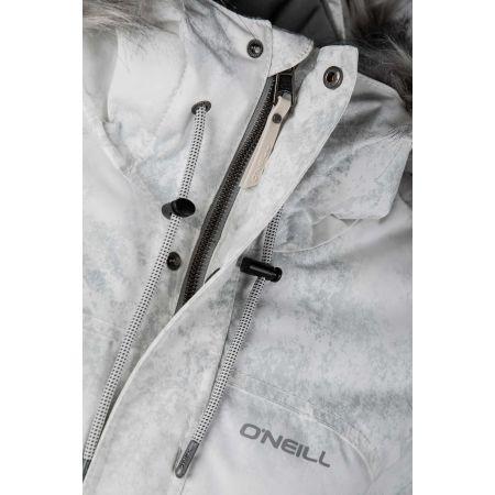 Dámská lyžařská/snowboardová bunda - O'Neill PW HYBRID CLUSTER JK - 4