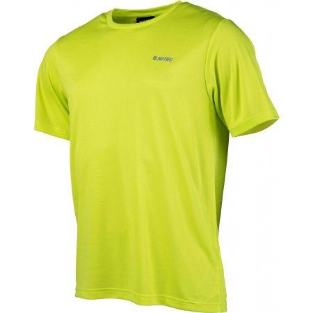 Pánske tričko - Hi-Tec MEMMO - 2