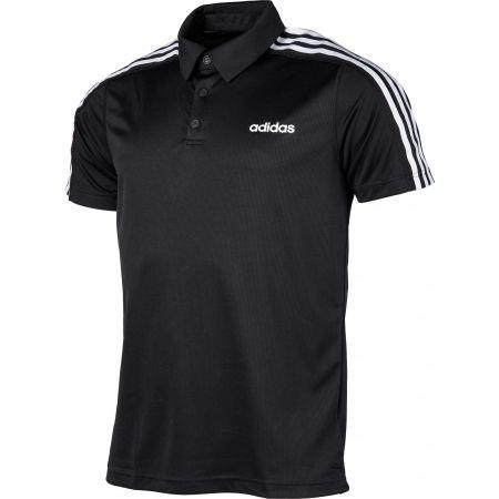 Men's T-shirt - adidas DESIGN2MOVE 3S POLO - 2