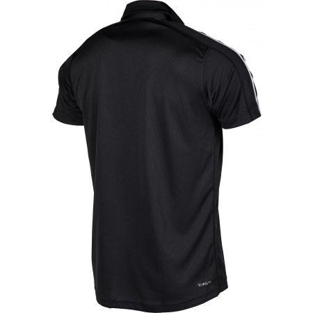 Men's T-shirt - adidas DESIGN2MOVE 3S POLO - 3
