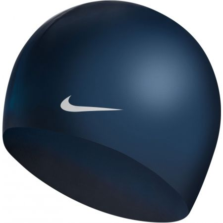 Nike SOLID SILICONE - Плувна шапка