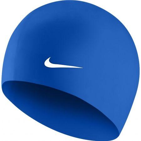 Plavecká čiapka - Nike SOLID SILICONE