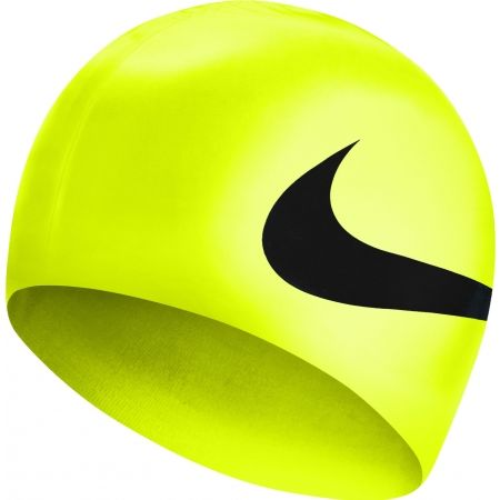 Plavecká čepice - Nike BIG SWOOSH - 1