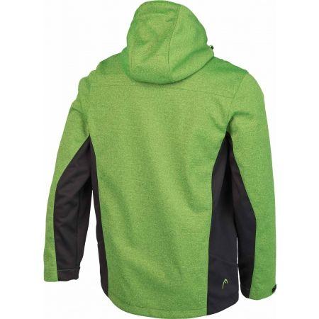 Pánska softshellová bunda - Head ZELMO - 3