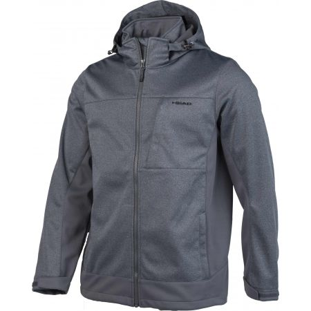 Head ZELMO - Men's softshell jacket