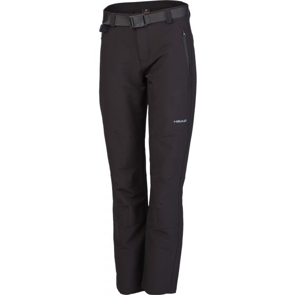 Head TILDA černá XL - Dámské softshellové kalhoty