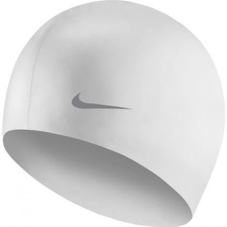 Nike SOLID SILICONE YOUTH - Detská plavecká čiapka