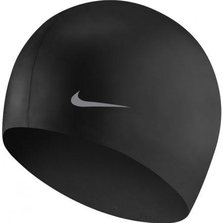 Detská plavecká čiapka - Nike SOLID SILICONE YOUTH