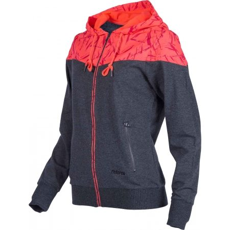 Women's hoodie - Fitforce MARGOT - 2