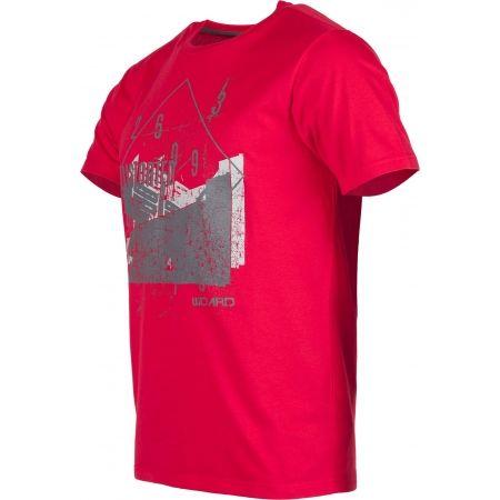 Pánské triko - Willard IRBIS - 2