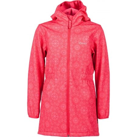 Girls' softshell coat - Lewro ORNELLA - 1