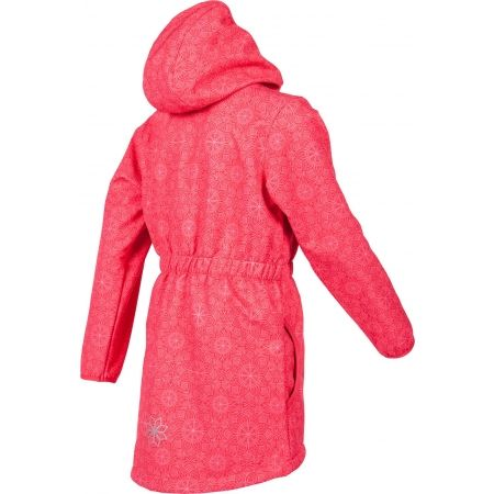 Girls' softshell coat - Lewro ORNELLA - 3