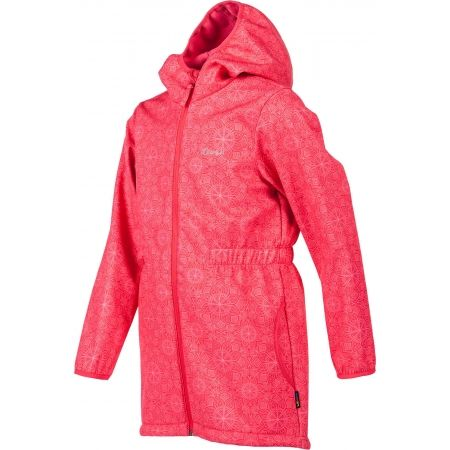 Girls' softshell coat - Lewro ORNELLA - 2